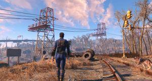 Den første Fallout 4-oppdateringen er ute på PC