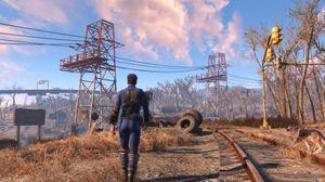 Fallout 4 er ute.