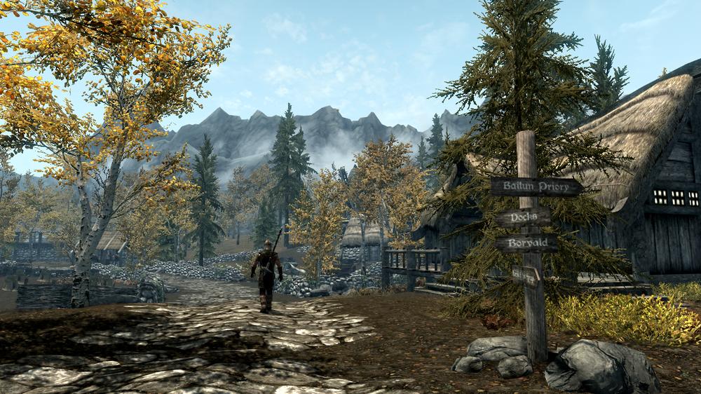 FEATURE: Denne Skyrim-modden gav skaperen jobb på et av fjorårets største spill