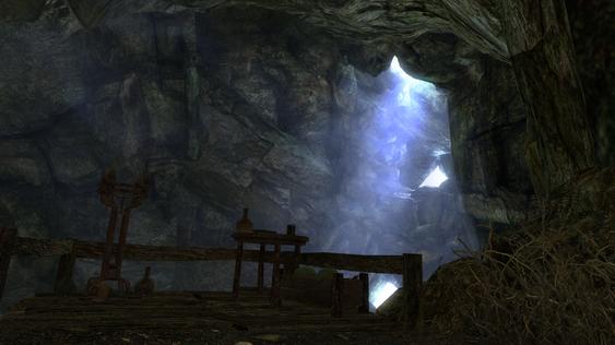 Grotten hvor det hele begynner.