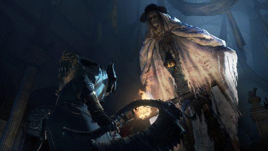 Bloodborne er en fin blanding av atmosfære og utfordring. (Bilde: From Software).