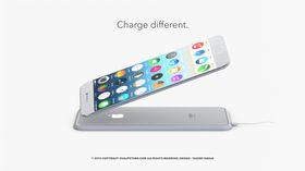 Yasser Farahi ser for seg at Apple vil integrere støtte for trådløs lading i neste generasjon iPhone. Ladestasjonen er ihvertfall lekker!