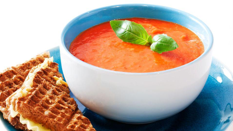 DAGENS RETT: Denne suppekombinasjonen er genial