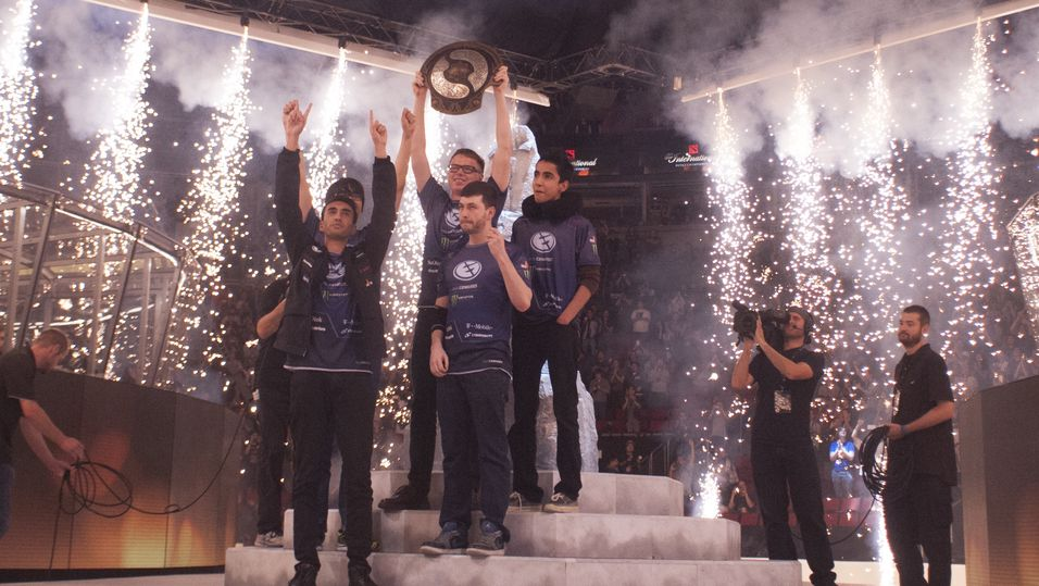 E-SPORT: Sluttspillet i The Frankfurt Major er i full gang
