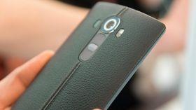 LG G4 ble levert i nokså lekker skinninnpakning – men det traff tydeligvis ikke så godt på markedet.