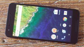 Huawei Nexus 6P får det nye operativsystemet først.