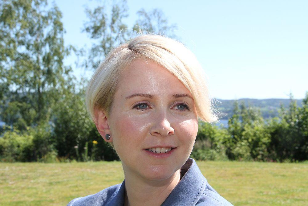 Sofie Nystrøm, direktør CCIS