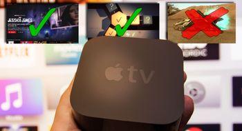 Beste Apple TV-apper Her er alt du bør laste ned, og <em>ikke</em> laste ned, til din Apple TV