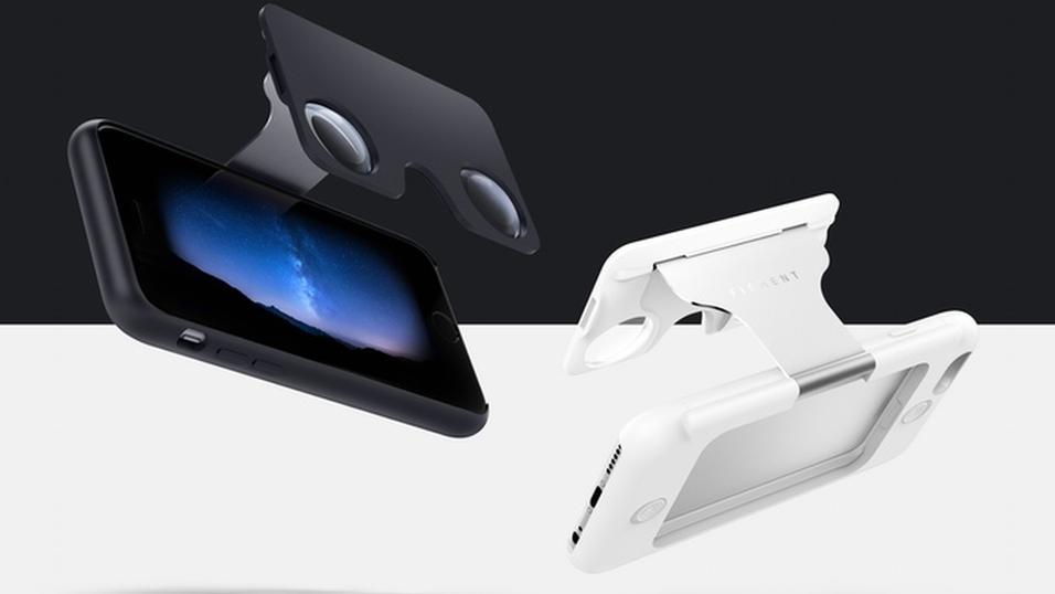 Figment VR er en ny, enkel mobil-VR-løsning.