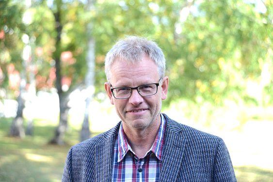 Lars Reitan som er daglig leder for Svevia Norge AS.