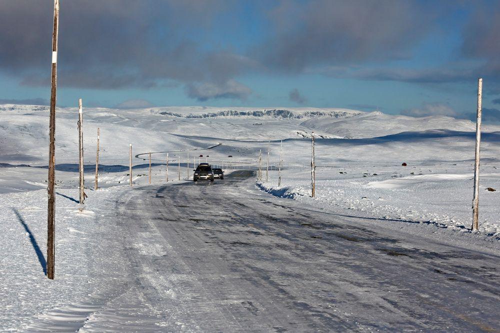 Riksvei 7 over Hardangervidda foreslås legges i tunnel.