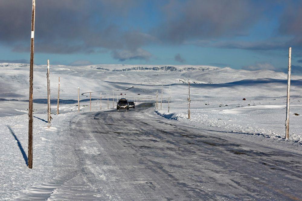 Rv 7 over Hardangervidda  er taperen i valget av hovedveger mellom Oslo og Bergen.