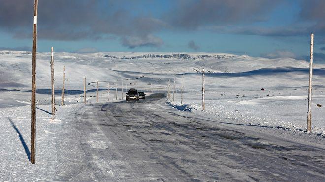 Vil legge riksvei 7 i tunnel under Hardangervidda