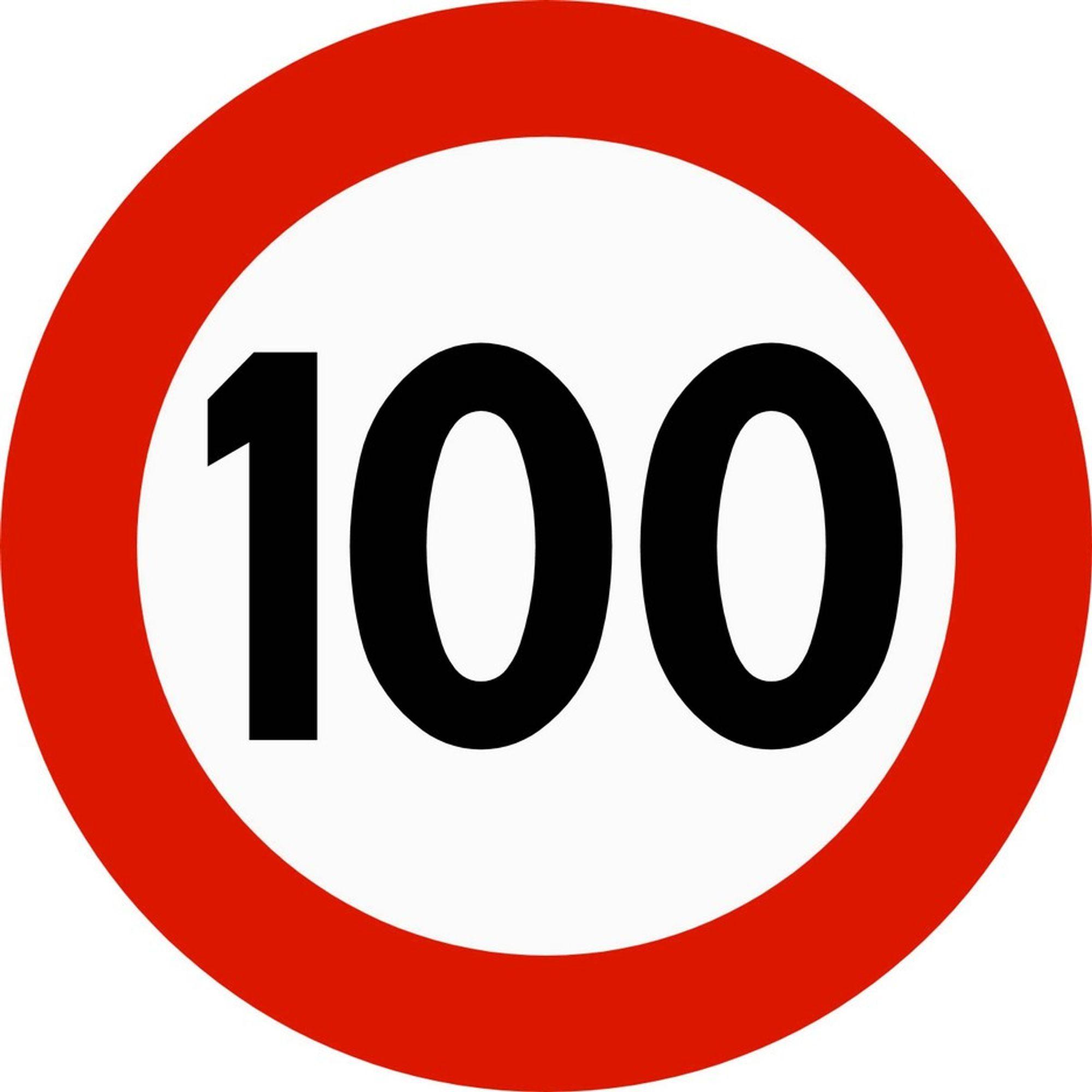 Navarsete: Maksfart framleis 100 km/t