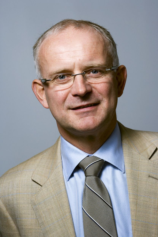 Påtroppende konsernsjef i Mesta, Harald Rafdal.