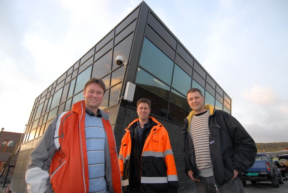 Velde-brødrene Egil, Harald og Reidar driver allerede i dag en stor pukkverksvirksomhet på Sviland. I tillegg til at de ønsker å utvide, vil nå også Stangeland Maskin og Risa kile seg inn i samme området.