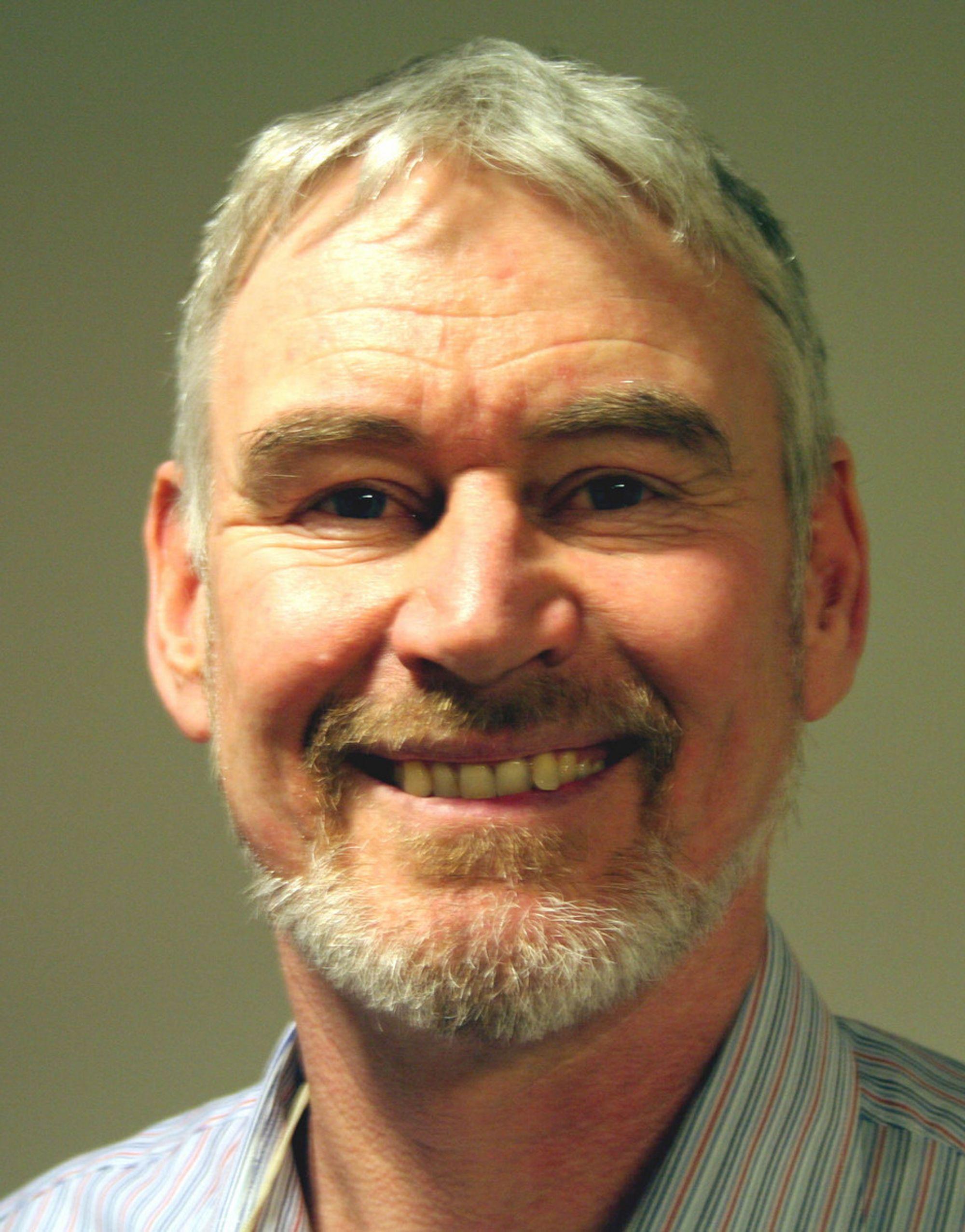 Prosjektdirektør Jan Korsgaard i CJV E 18