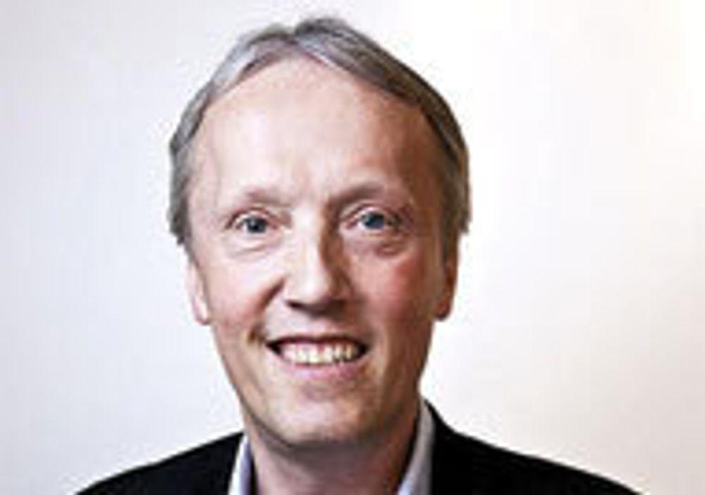 Nils-Petter-Vegsund - ny adm.dir for Mesta Asfalt
