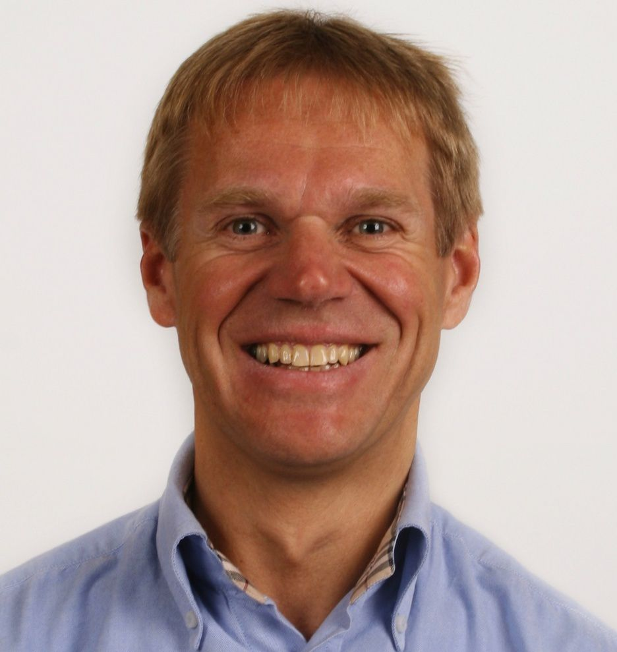 Ole-Petter Thune, administrerende direktør for Rambøll i Norge