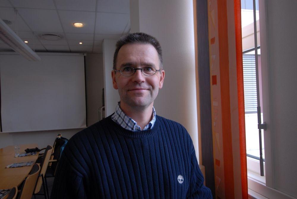 Sekretær i Norsk Veg- og Trafikkfaglig Forening, Øystein Olsen, håper på forslag  til kandidater til Egil Lundebrekkes minnespris.