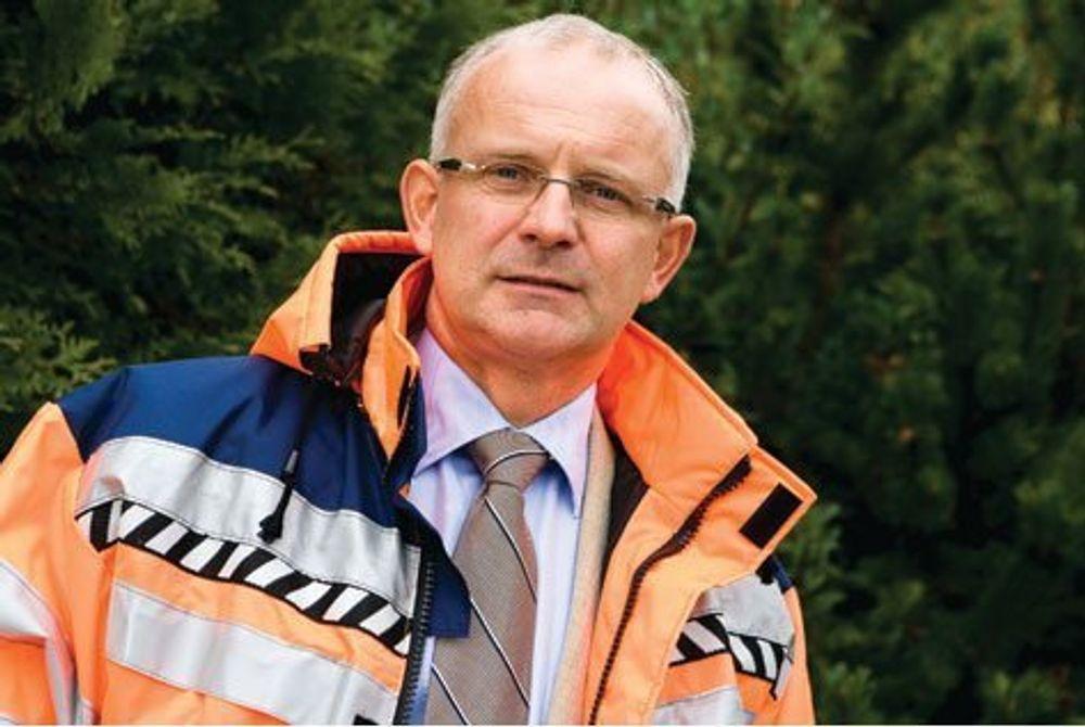 - Jeg er fornøyd med at vi forbedrer oss også dette kvartalet, sier konsernsjef Harald Rafdal.