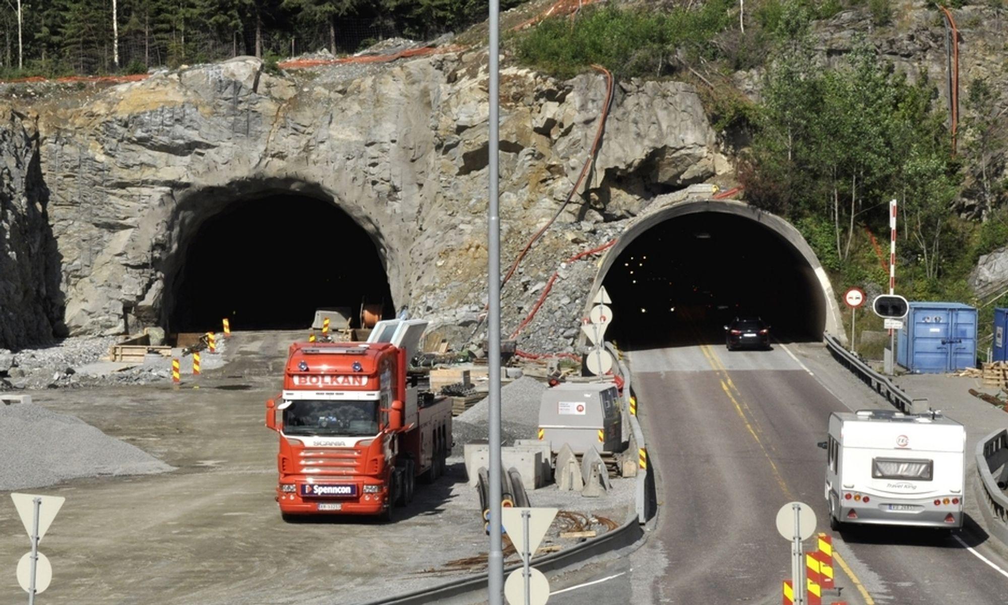 Aventi Technology har gitt det laveste anbudet på levering og montering av utstyr for styring, regulering og overvåkning i begge løpene i Eidsvolltunnelen.