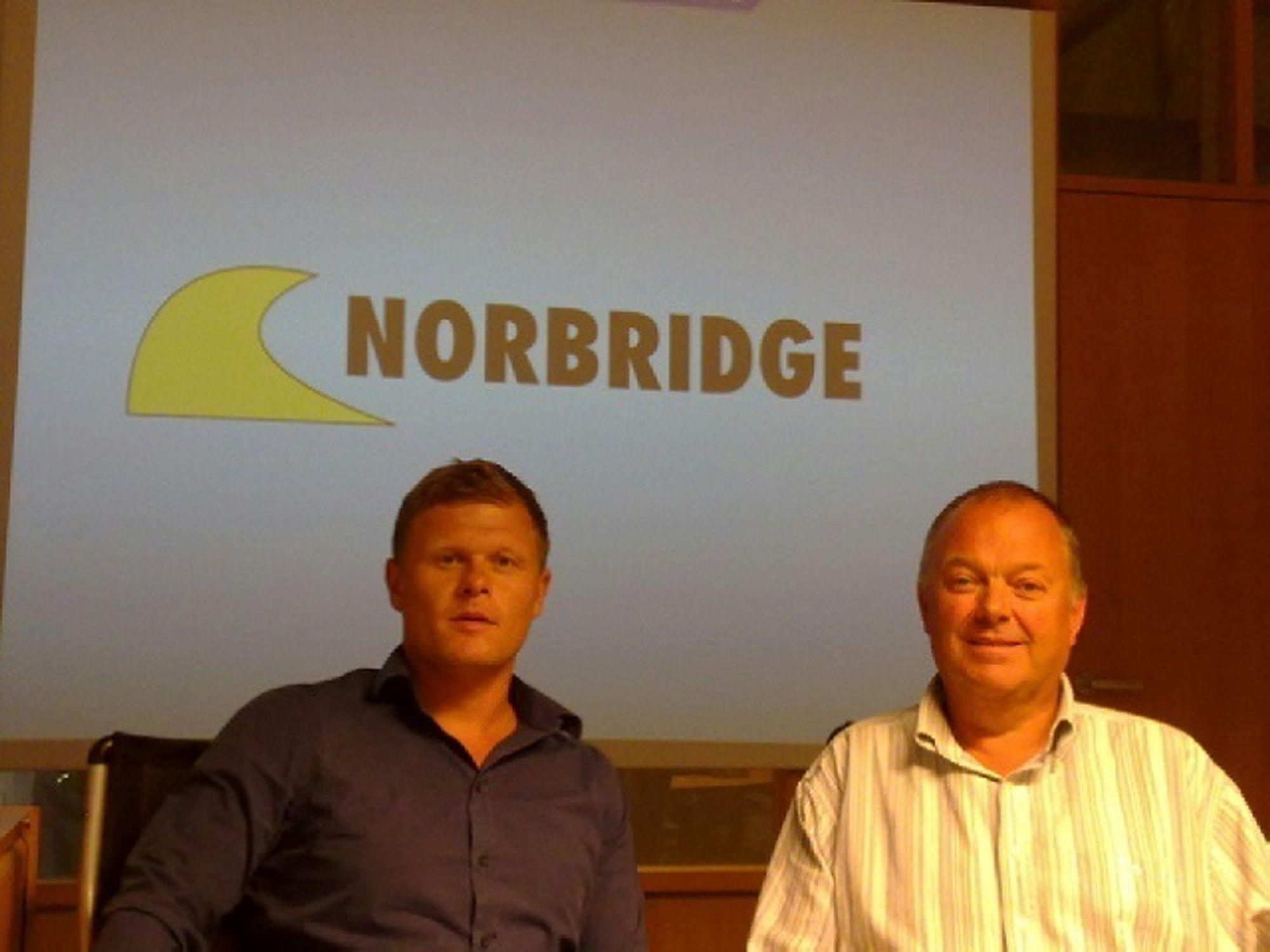 Geir Nilsen og Tor Brækken