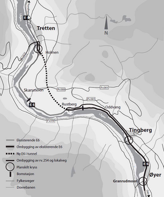 Klarsignal for Øyer - Tretten