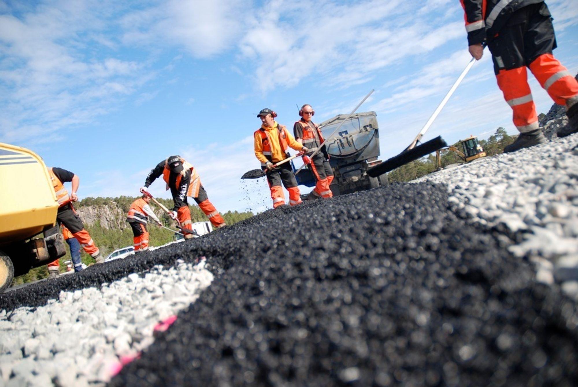 Ingen utestenges fra årets asfalt-konkurranse