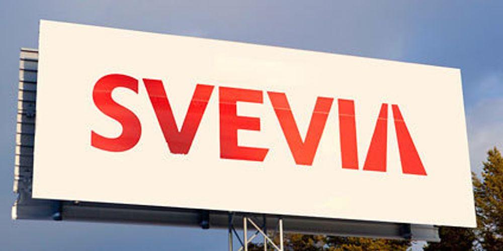 Første kontrakt i Norge for Svevia