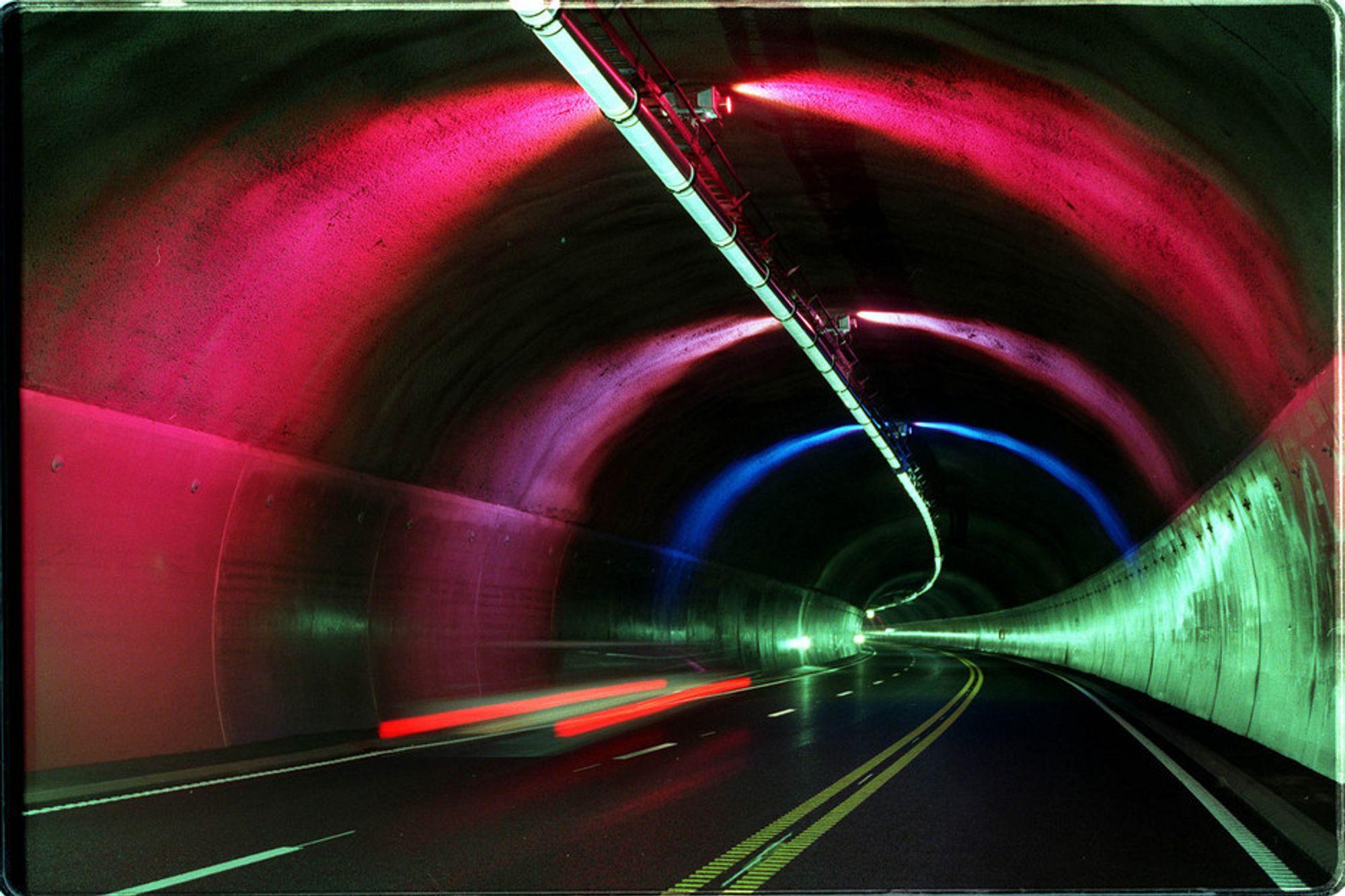 Vil utvide Oslofjordtunnelen til to løp