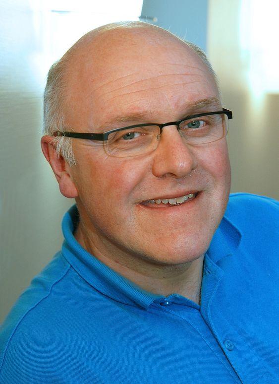 Teknisk ekspert Steinar Hermann i NGI,