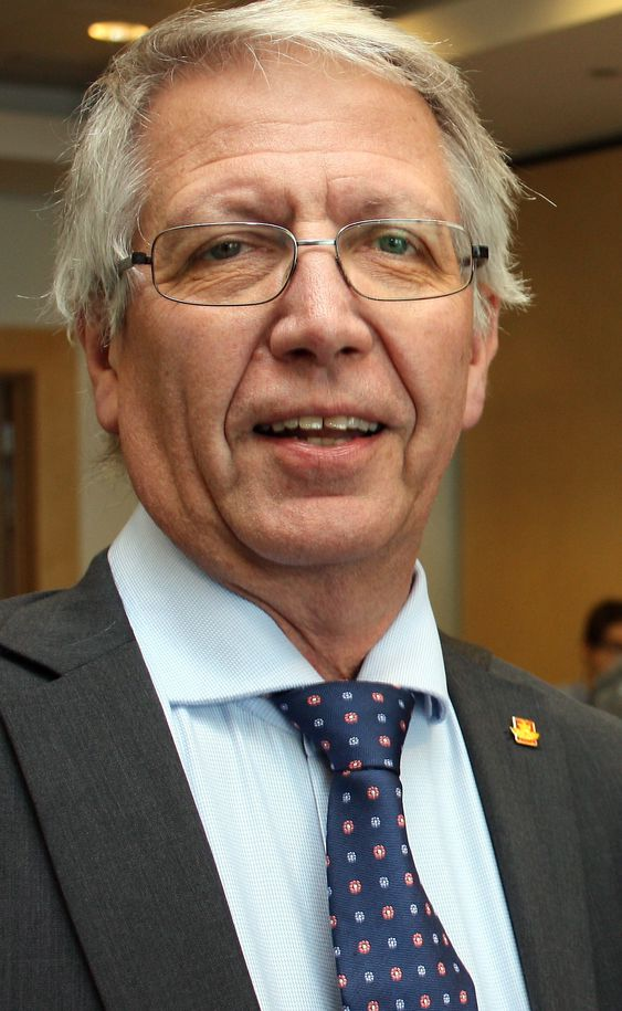 Vegdirektør Terje Moe Gustavsen. (Foto: Kjell Herskedal)