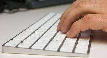 Test: Apple Magic Keyboard (2015)