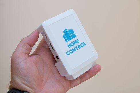 Den lille sentralen er ikke begrenset til kun Home Control-dingser.