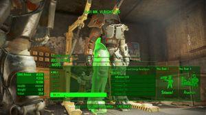 Husk at noen kan stjele Power Armor-en din.
