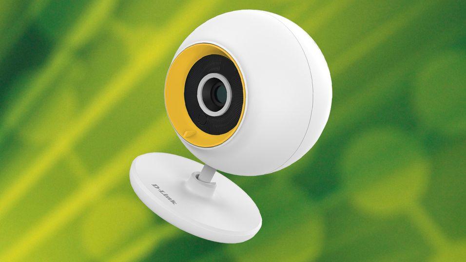 KONKURRANSE: Vinn et kamera som passer på kjæledyret ditt
