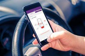 Løsningen vil blant annet gjøre det mulig å holde kontroll på bilens tilstand via en mobilapplikasjon.