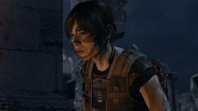 Kampsekvensene i Beyond: Two Souls var vår anmelders største ankepunkt mot spillet.