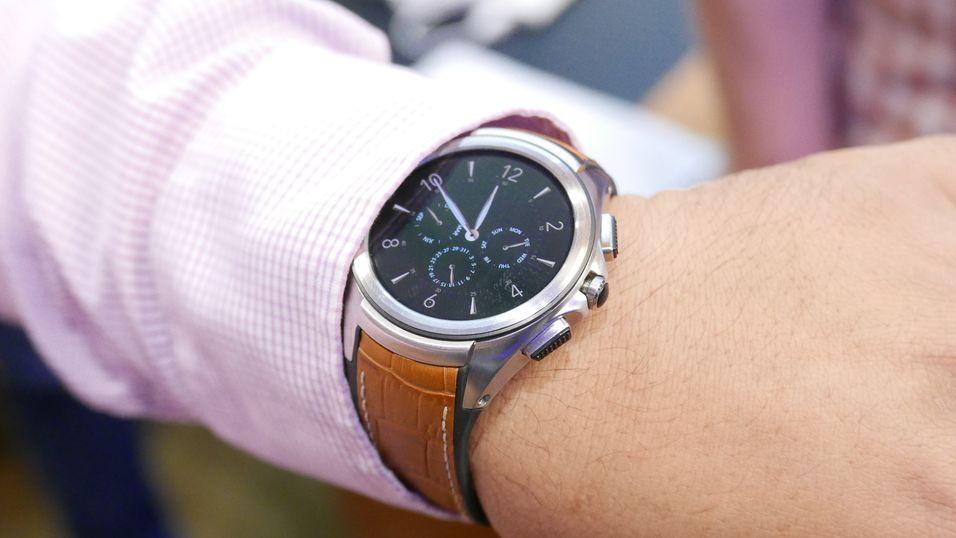 Den nye versjonen av Watch Urbane, her avbildet, ser ut til å ha blitt relansert.