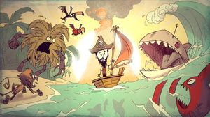Don't Starve: Shipwrecked.