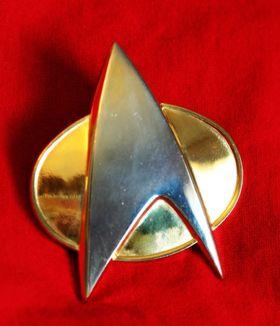 Slik ser Star Trek-dingsen ut på nært hold, men Googles variant vil antakelig ikke ligne på denne, om den i det hele tatt skal produseres.