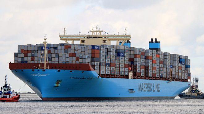 På 25 år er skip blitt 10 prosent MINDRE energieffektive