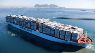 Maersk setter ny container-rekord