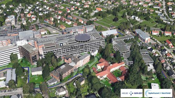 Sykehuset i Vestfold