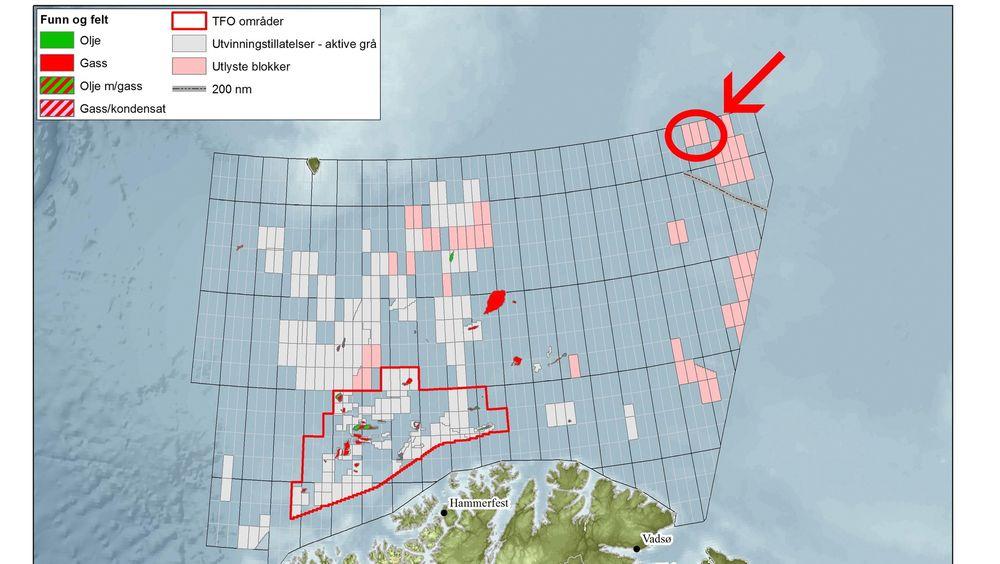 Disse blokkene kunne ha sparket i gang en ny debatt om «sokkelen» rundt Svalbard. Men foreløpig har det vært taust fra andre signaturland.