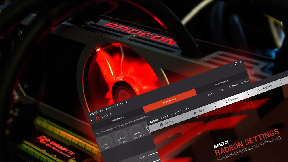 Nye Radeon Software er lansert og klar for nedlasting for deg med AMD-grafikk.