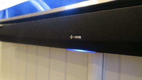 Den blå dioden avslører at enheten er tilkoblet nettverket ditt.