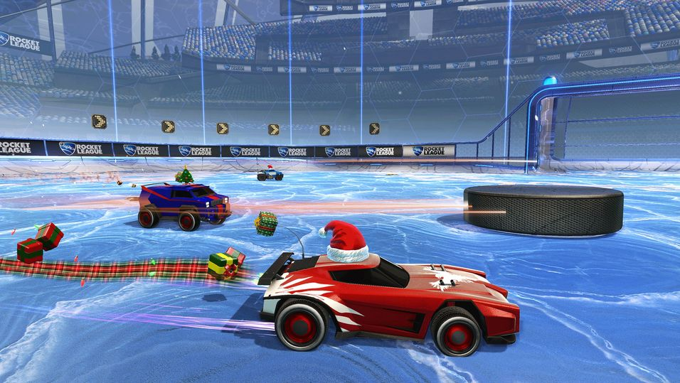 Vinteren kommer til Rocket League