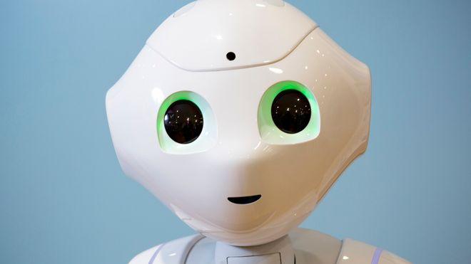 Intelligensen til denne roboten utvikles lynraskt